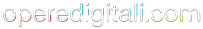 Logo operedigitali.com web design